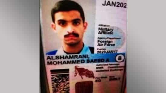 ΗΠΑ: Ο Σαουδάραβας στρατιωτικός είχε απειλητικά μηνύματα στο Twitter