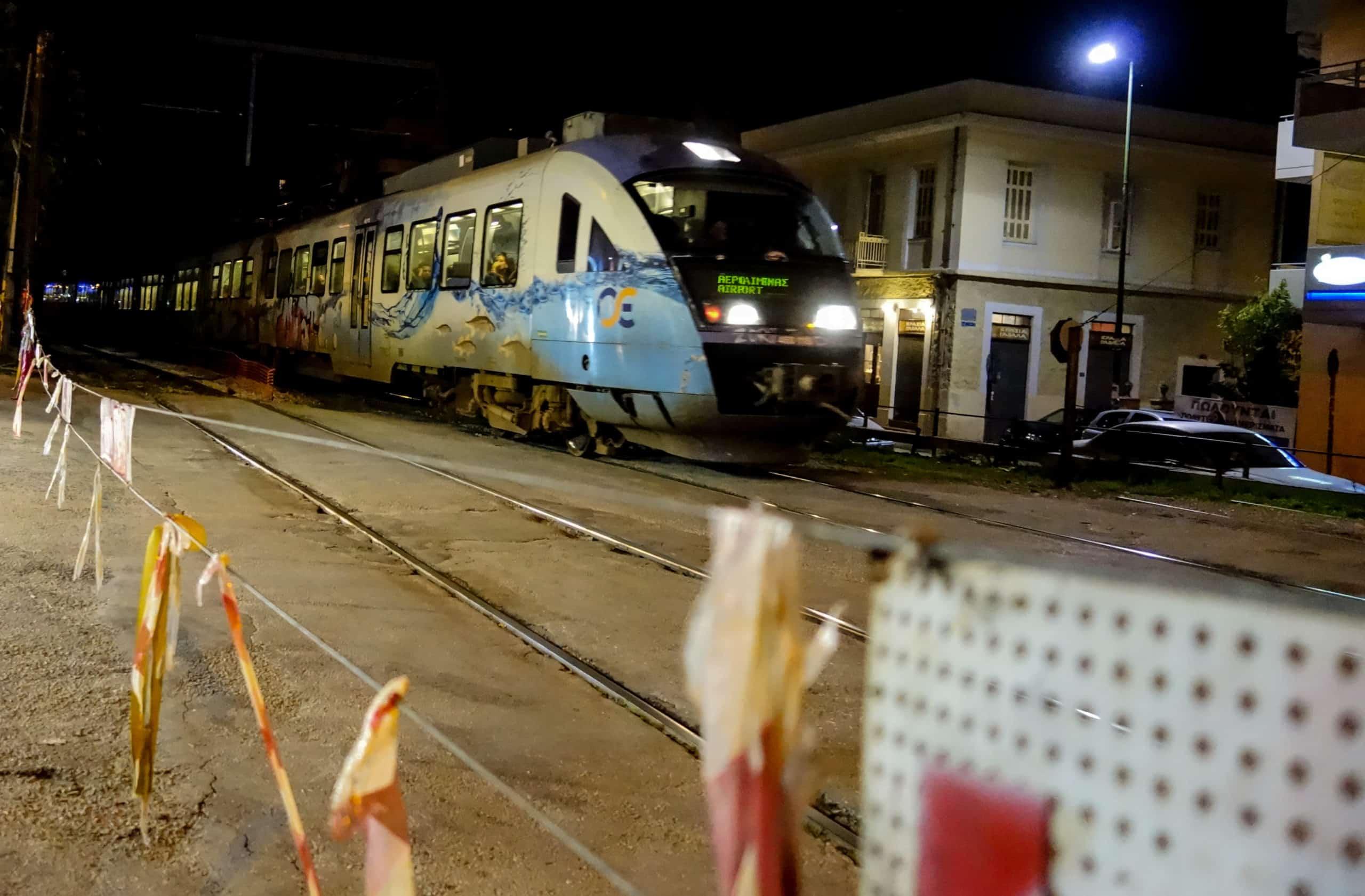Προαστιακός δρομολόγια 24/3 Τρένα - Ποια λειτουργούν