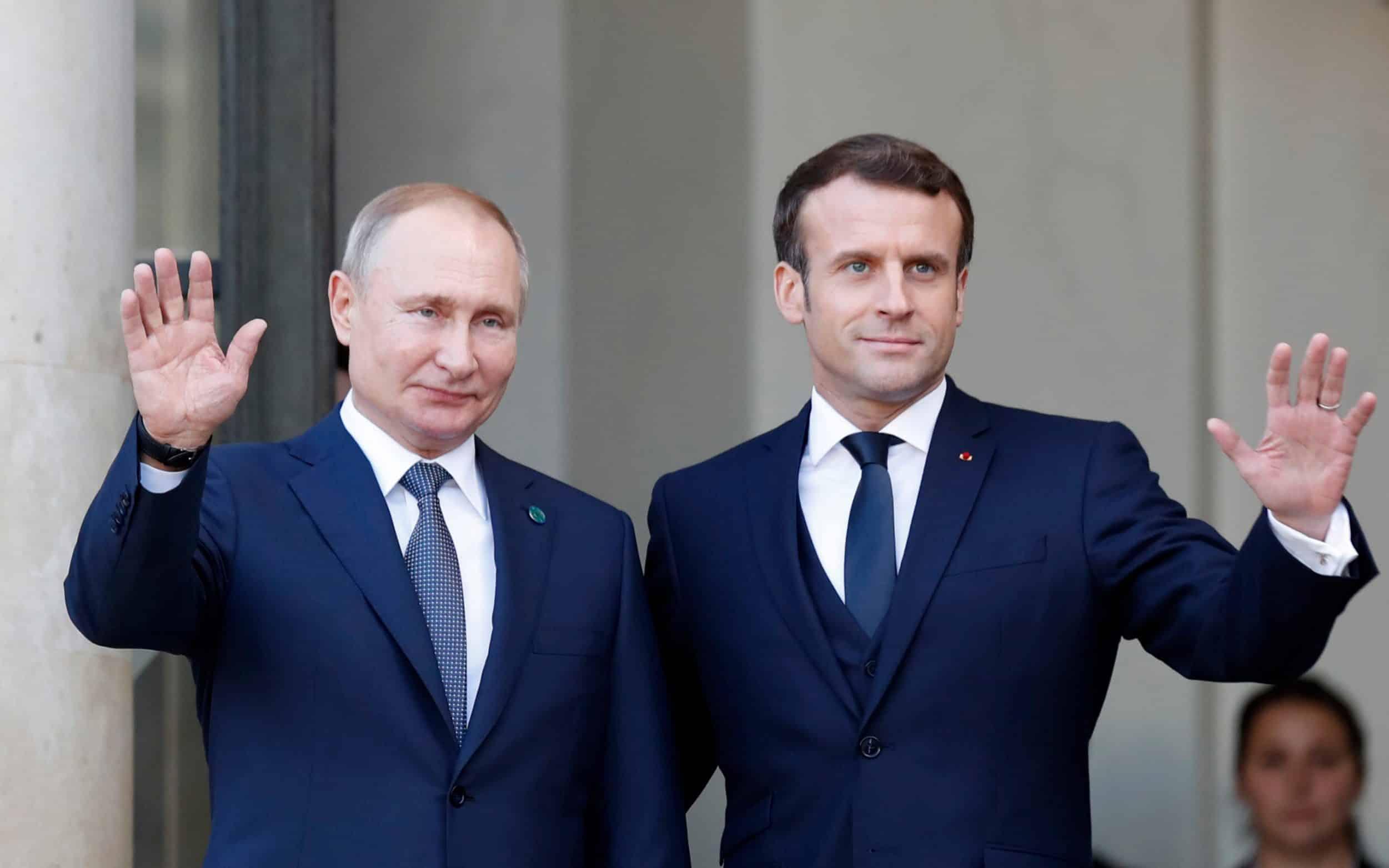 Ρωσία - Ουκρανία ΝΑΙ σε εκεχειρία ΤΩΡΑ & απόσυρση δυνάμεων το 2020