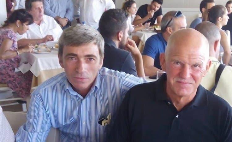 Αντώνης Σπαθής Πέθανε 53χρονος απόστρατος συνεργάτης του Γιώργου Παπανδρέου