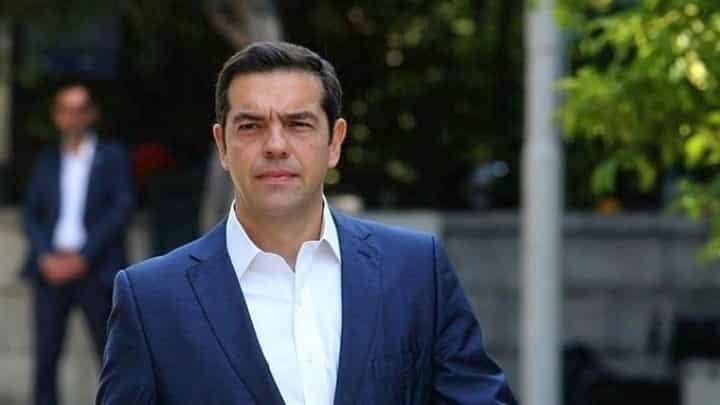 Αλέξης Τσίπρας: «Να επεκταθούν οι κυρώσεις κατά της Τουρκίας»