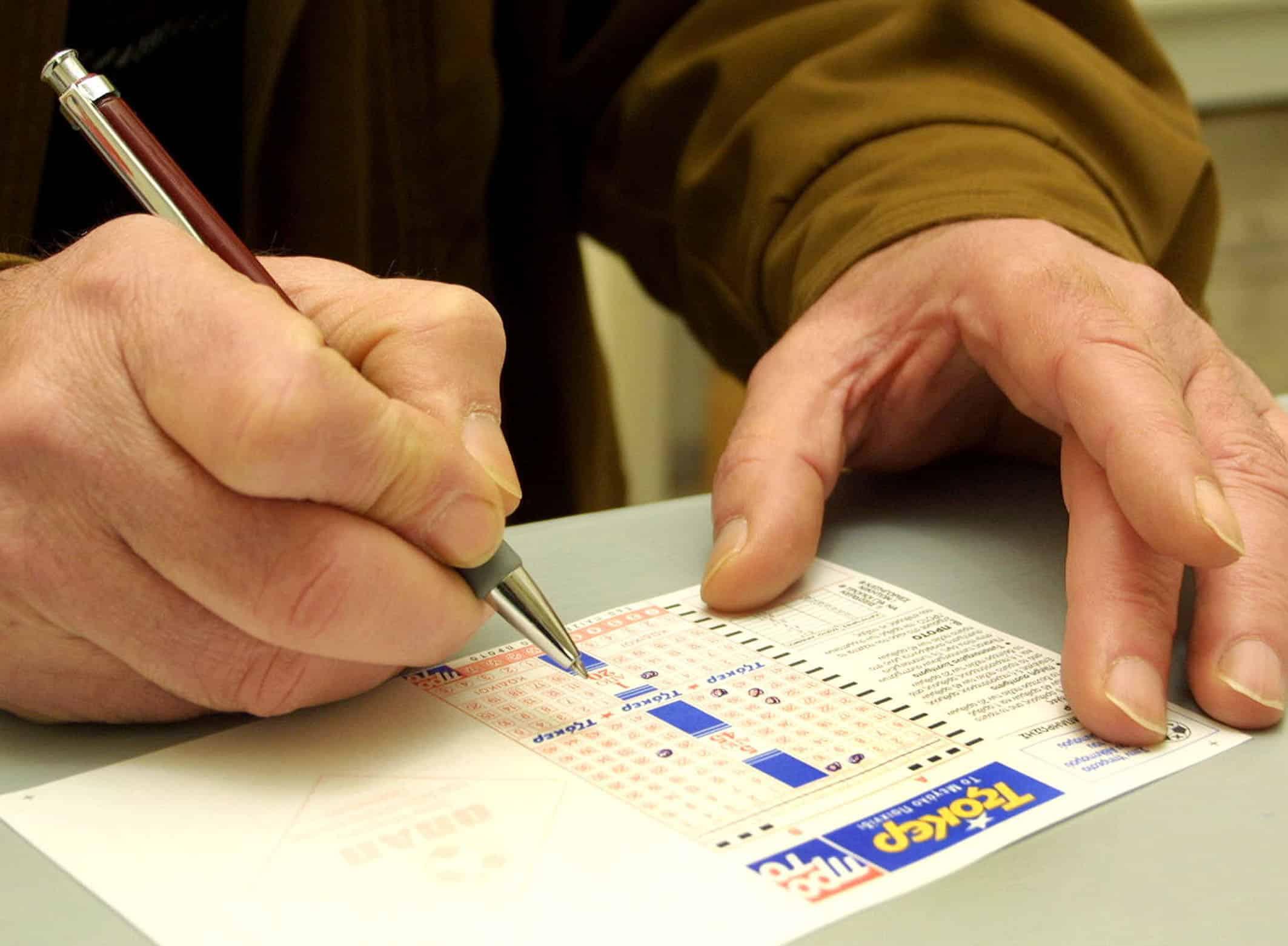 Τζόκερ κλήρωση σήμερα 2/1: Πανικός για τα χρυσά νούμερα Αριθμοί Joker Κλήρωση τζόκερ €1.300.000 δίνουν οι αριθμοί tzoker σήμερα 8/12