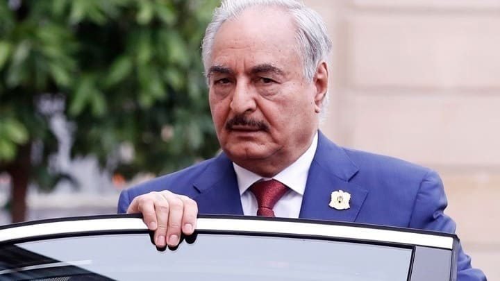 Χαφτάρ Λιβύη: Τα γυρνάει η Ιταλία - Καλεί τον Χάφταρ να σταματήσει