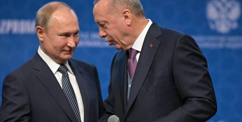 Εκεχειρία στην Λιβύη: Ο Πούτιν σώζει τον Ερντογάν από τον Χαφτάρ