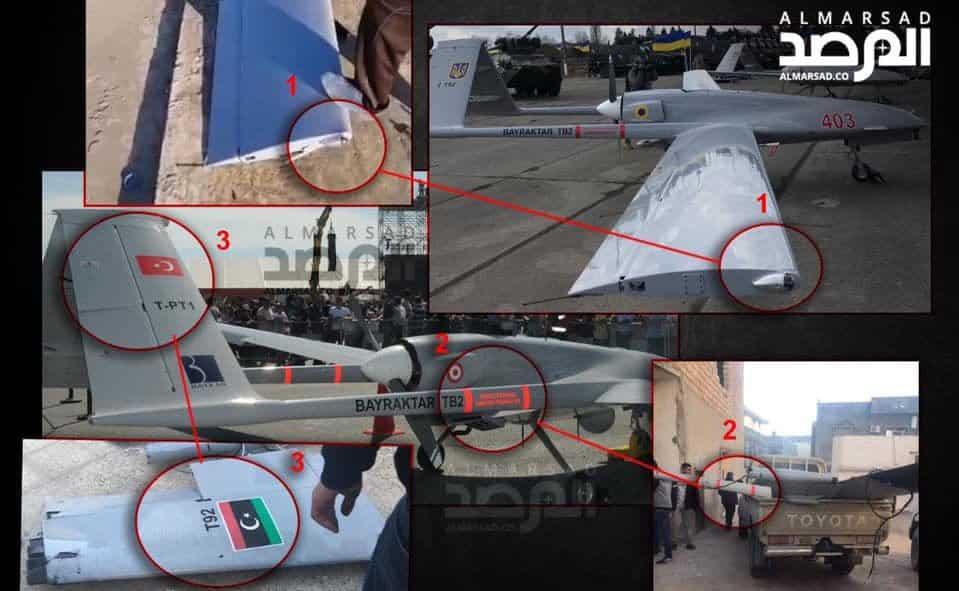 Λιβύη Χαφτάρ: Έτσι καταρρίψαμε το τουρκικό drone (video)