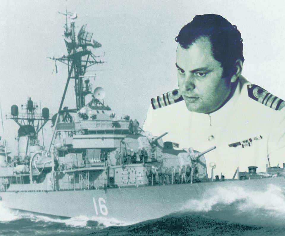 ΒΕΛΟΣ: Φουρτούνιασε ο ναύαρχος Γκορτζής: «Ποιος κουμαντάει τον τόπο;»