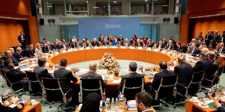 Διάσκεψη Βερολίνου: Το ανακοινωθέν για τη Λιβύη