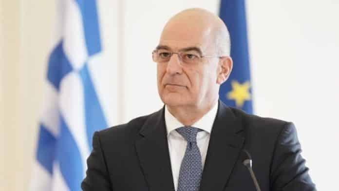 Ελλάδα: Δεν θέλουμε να επιβληθούν τώρα κυρώσεις στην Τουρκία ΑΟΖ Ελλάδα - Κύπρος Στις καλένδες η ΑΟΖ Ελλάδας - Κύπρου; Πώς ερμηνεύονται οι δηλώσεις του υπουργού Εξωτερικών Νίκου Δένδια αναφορικά με το εθνικό αυτό θέμα Δένδιας: Η αμυντική συμφωνία με τις ΗΠΑ φέρνει ειρήνη