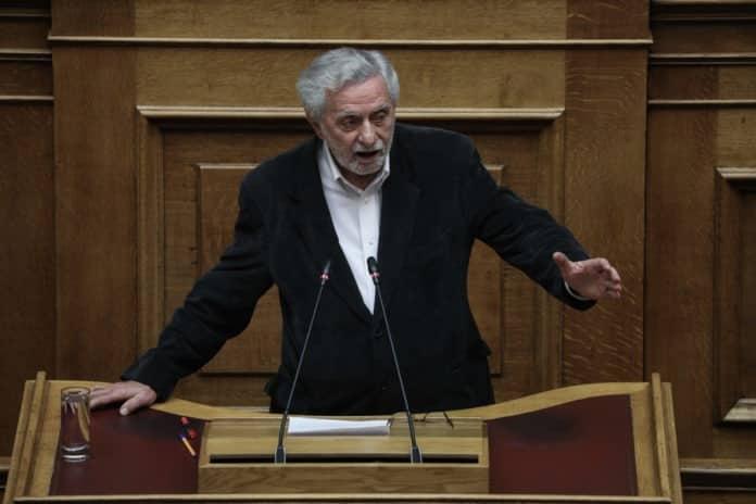 ΣΥΡΙΖΑ: Η κυβέρνηση να σταματήσει τα κακόγουστα παιχνίδια στο Αιγαίο Αμυντική συμφωνία Ελλάδας - ΗΠΑ: Η ομιλία του τομεάρχη εθνικής άμυνας του ΣΥΡΙΖΑ Θοδωρή Δρίτσα στην Ολομέλεια της Βουλής