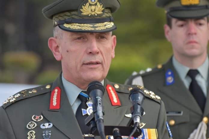 Κόβονται οι άδειες νεοσυλλέκτων της Β' ΕΣΣΟ Υπουργείο Εθνικής Άμυνας: Το ΓΕΕΘΑ αναλαμβάνει τα ΜΟΕ «Κοσμογονικές αλλαγές» στο ΓΕΕΘΑ! Τι αλλάζει Στρατηγός Φλώρος