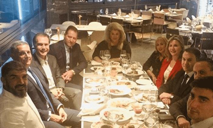 Κρίσεις 2020: Δείπνο με βουλευτή έφερε «γούρι» στο νέο Αρχηγό ΓΕΕΘΑ