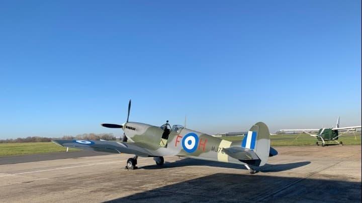 Πολεμική Αεροπορία: Μονάδα Ιστορικών αεροσκαφών προτείνει ο ΙΚΑΡΟΣ