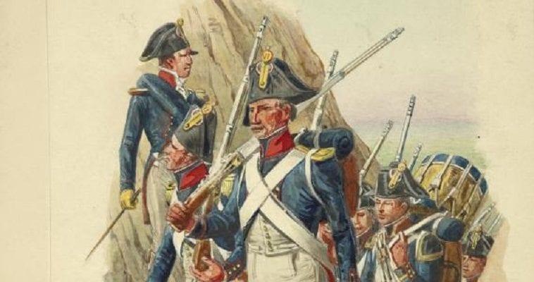 10 Μαρτίου 1806: Η μάχη του Κάμπο Τενέζε με απώλειες άνω του 80%