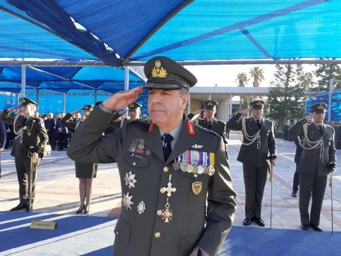 Αρχηγός ΓΕΣ: Σήμερα στον Έβρο ο αντιστράτηγος Λαλούσης σε 12η και 16η Μεραρχία Καμπάς σε Λαλούση: Εύχομαι να έχεις πλήρη θητεία - Αιχμή προς ΚΥΣΕΑ