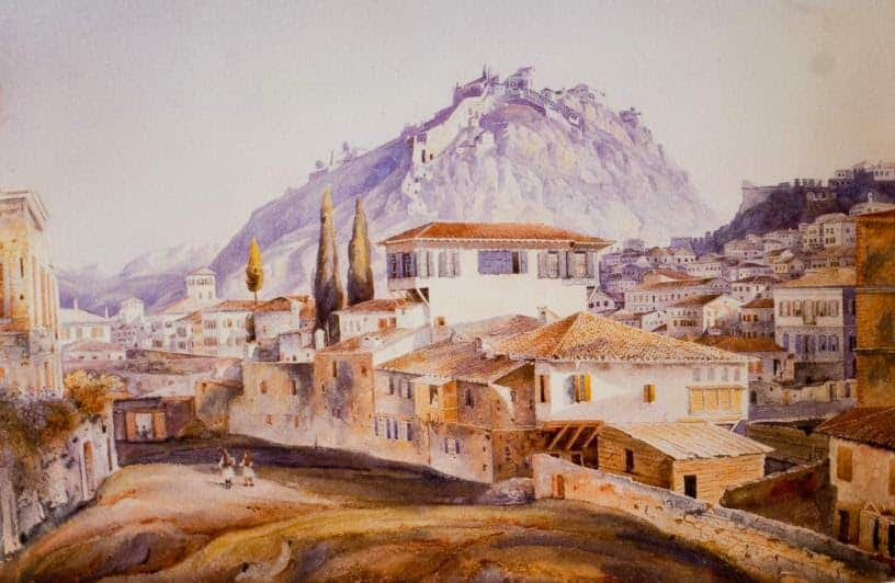 18 Ιανουαρίου 1823: Το Ναύπλιο πρώτη πρωτεύουσα της Ελλάδας