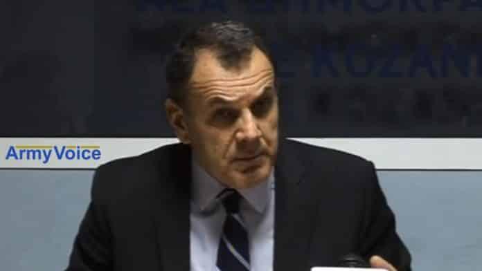 ΟΒΑ - ΕΠΟΠ: Προκήρυξη για προσλήψεις 2000 στο Στρατό τον Φεβρουάριο δηλώνει ο υπουργός Εθνικής Άμυνας Νίκος Παναγιωτόπουλος