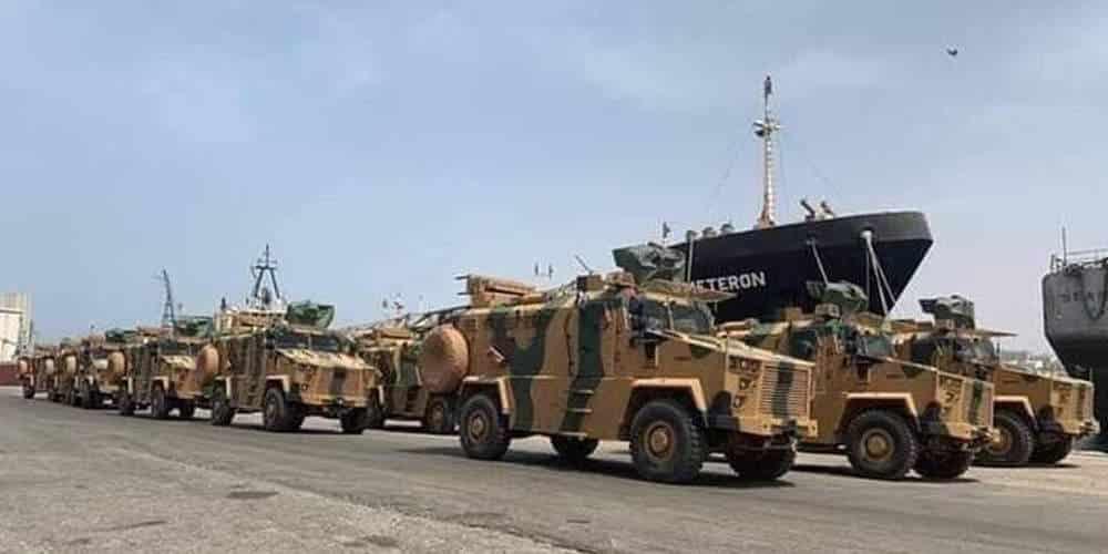 «Ναι» από την τουρκική Βουλή για την αποστολή στρατού στη Λιβύη