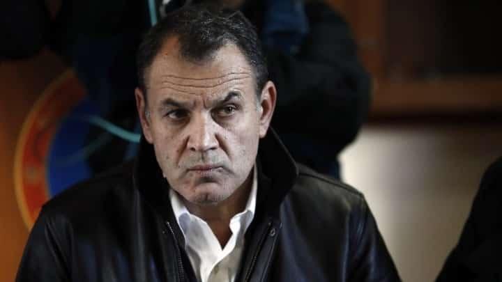 ΗΠΑ: «Πόρτα» στον Παναγιωτόπουλο - Άκυρο το ταξίδι στην Ουάσιγκτον Νόμος περί προμηθειών: Τα γυρνάει τώρα ο Παναγιωτόπουλος Τουρκικά μαχητικά παρενόχλησαν τον ΥΕΘΑ στις Οινούσσες Παναγιωτόπουλος: Εκτός δεκάδας στην αξιολόγηση υπουργών Κορονοϊός: Πόσο κοντά ήρθαν Κέλλας Παναγιωτόπουλος ΦΩΤΟ Κορονοϊός: Πόσο κοντά ήρθαν Κέλλας Παναγιωτόπουλος - Ο βουλευτής Λάρισας που νοσηλεύεται στο νοσοκομείο είχε νωρίτερα συναντήσει τον ΥΕΘΑ Παναγιωτόπουλος - Ακάρ τα είπαν για τα ΜΟΕ ενόψει ΝΑΤΟ