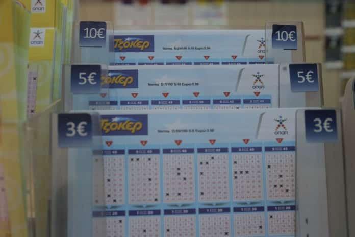 ΤΖΑΚ ΠΟΤ στο Τζόκερ 16/8 €1.600.000 δίνουν οι τυχεροί αριθμοί στις 18/8 Κλήρωση τζόκερ σήμερα 12/1 €1.100.000 δίνουν οι αριθμοί νούμερα Joker