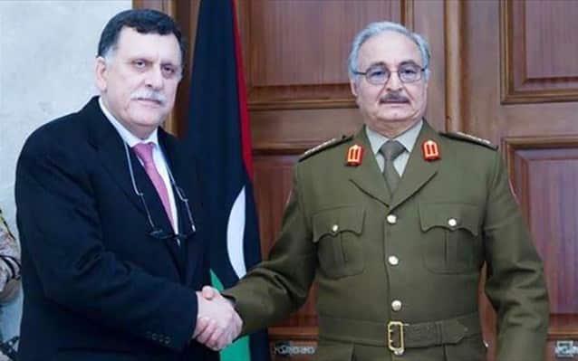 Ο Σάρατζ ζητάει Διεθνή ειρηνευτική δύναμη υπό τον ΟΗΕ στη Λιβύη