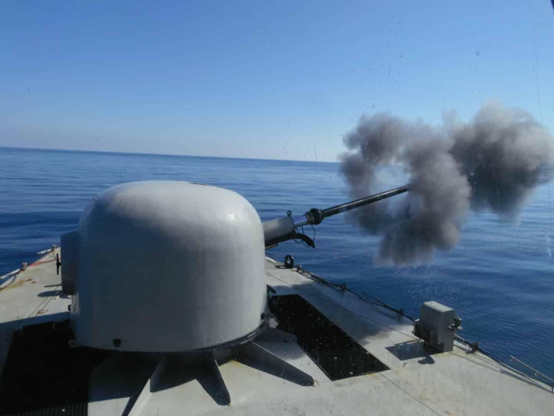 Άσκηση «Καταιγίδα 2020» Το ανέκδοτο της ημέρας ΦΩΤΟ Άσκηση ΛΟΓΧΗ Το Πολεμικό Ναυτικό δείχνει τα κανόνια του