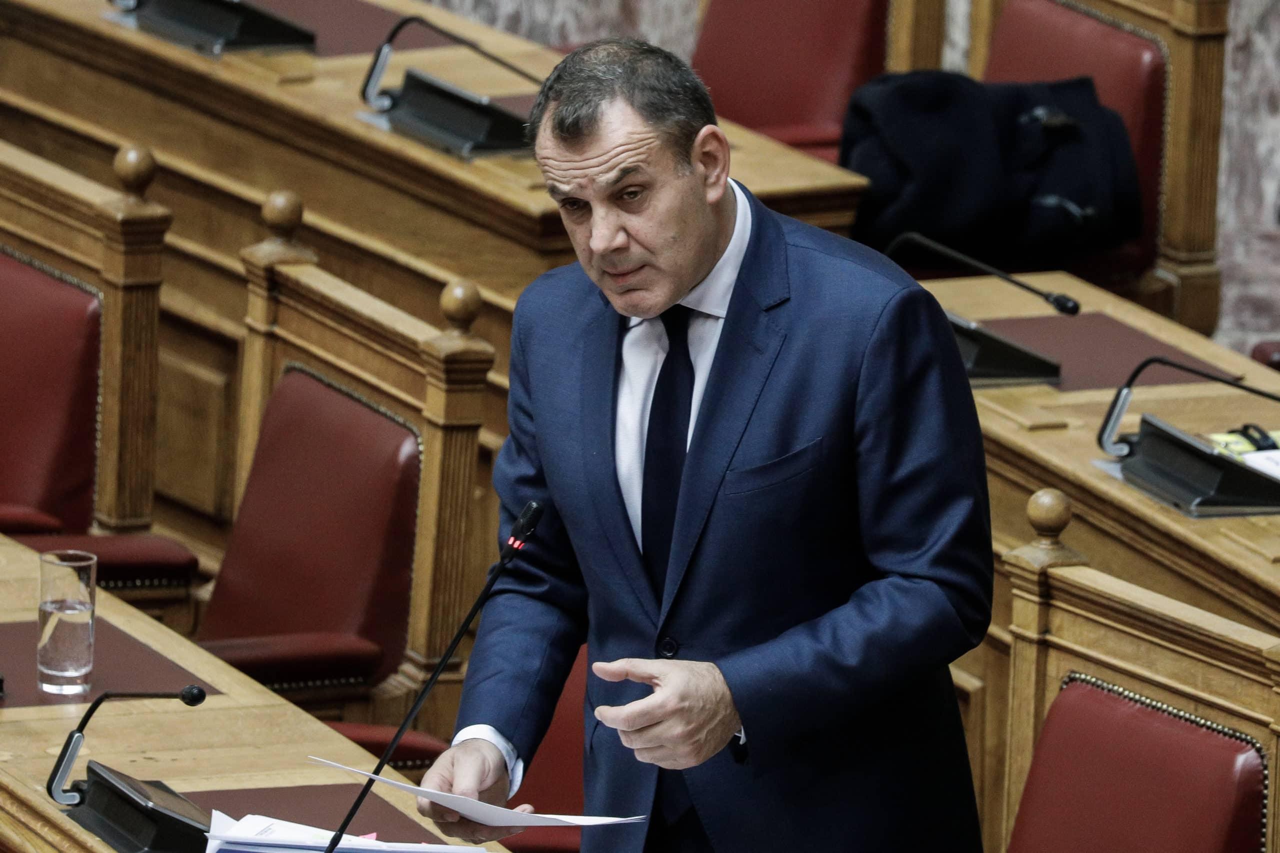 Παναγιωτόπουλος: Πόσοι Έλληνες θα πάνε στο Μάλι Τι είπε για Patriot