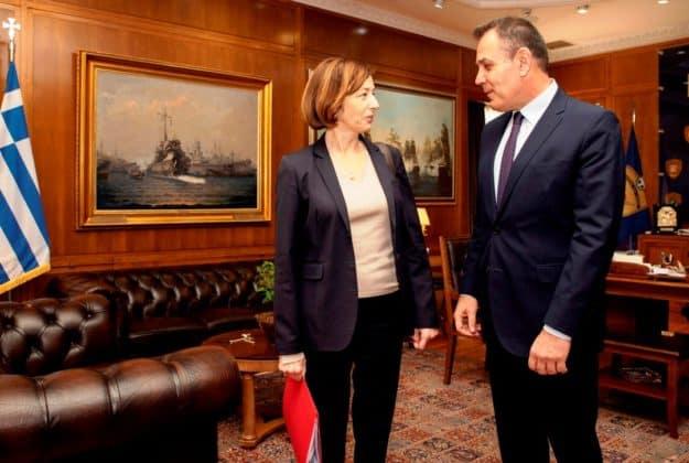ΥΠΑΜ Γαλλίας: ΟΙ ΑΟΖ Ελλάδας - Κύπρου πρέπει να προστατευθούν