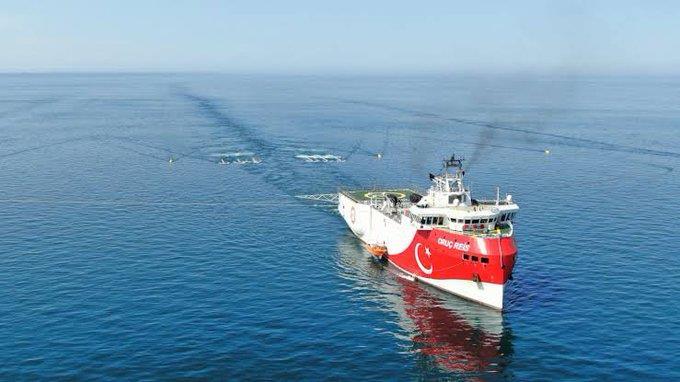 ελλάδα τουρκία Oruc Reis: Ποια περιοχή δεσμεύει η τουρκική NAVTEX - ΧΑΡΤΗΣ -Συνεδριάζει σήμερα το ΚΥΣΕΑ - Πού βρίσκεται ο τουρκικός στόλος - Πάμε για θερμό επεισόδιο; Oruc Reis NAVTEX Συναγερμός στις Ένοπλες Δυνάμεις - Tουρκική NAVTEX για έρευνες Oruc Reis: Εκτέλεσε έρευνα στην ελληνική υφαλοκρηπρίδα, λέει ναύαρχος
