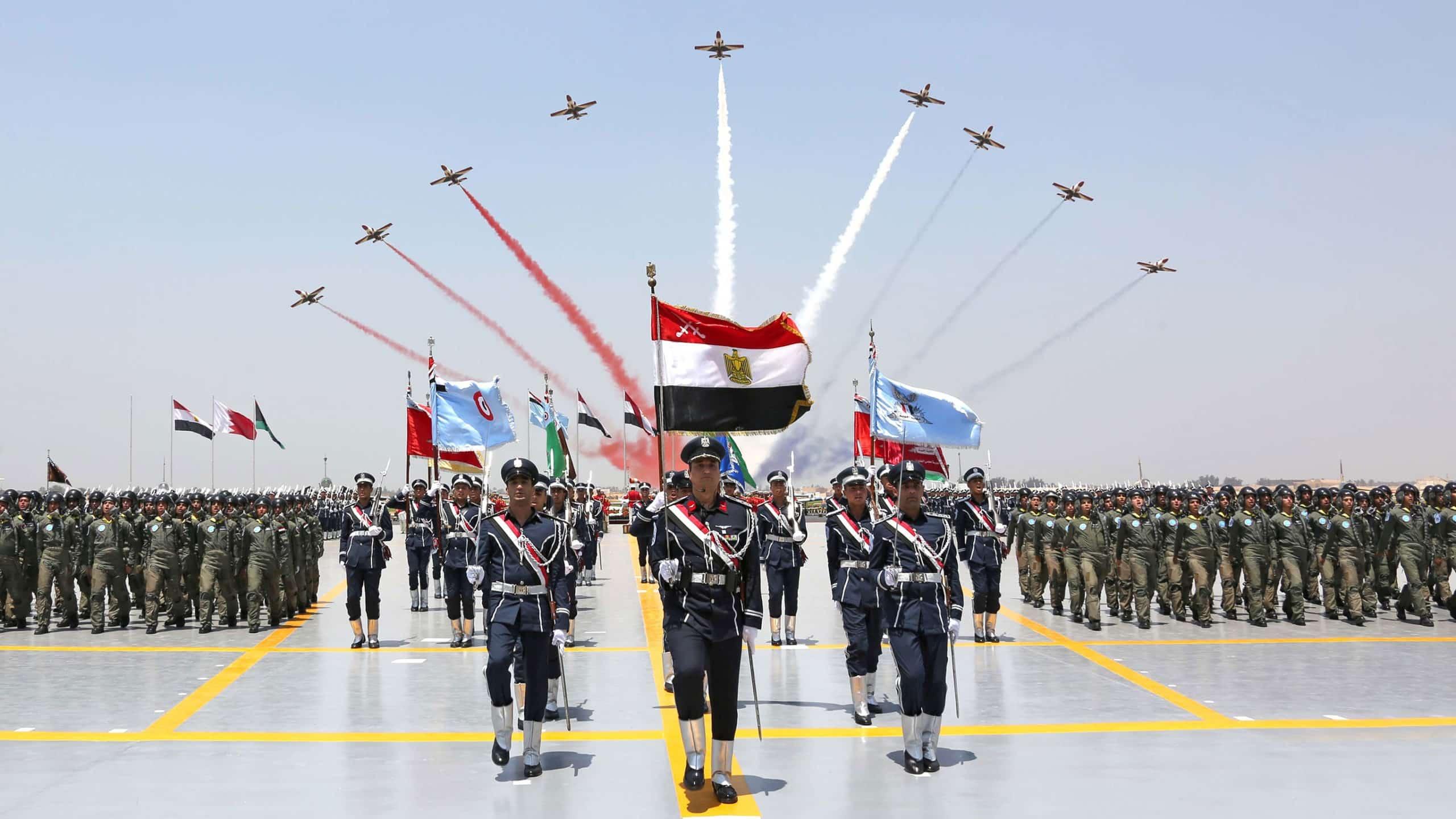 Ο Αιγυπτιακός στρατός υπερέχει του τουρκικού σύμφωνα με το Global Firepower Index - Ο τουρκικός στρατός στην 11η θέση - Πού βρίσκεται η Ελλάδα