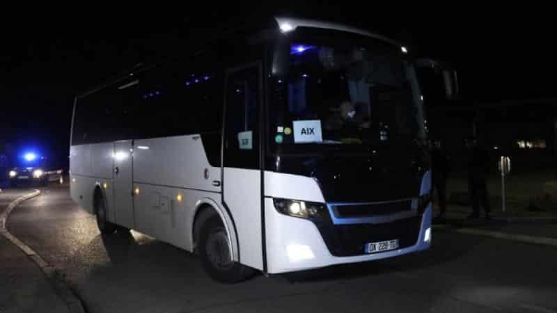 Κορονοϊός Ιταλία: Αποκλείστηκε λεωφορείο στη Γαλλία λόγω ύποπτου κρούσματος - Προερχόταν από το Μιλάνο και είχε κατεύθυνση τη Λιόν