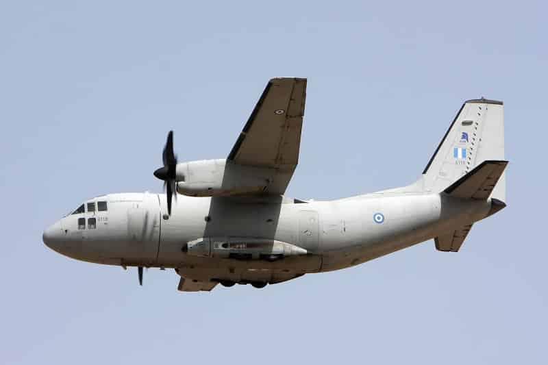 Πολεμική Αεροπορία -κοροναϊός: Με C-27 οι δυο Έλληνες από την Ουχάν