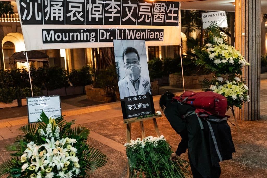 Κορονοϊός: ο θάνατος του γιατρού Λι Γουενλιάνγκ κλονίζει την Κίνα - Άρθρο στο γνωστό αμερικανικό Gatestone Institute που συνήθως εκφράζει τις θέσεις Τραμπ