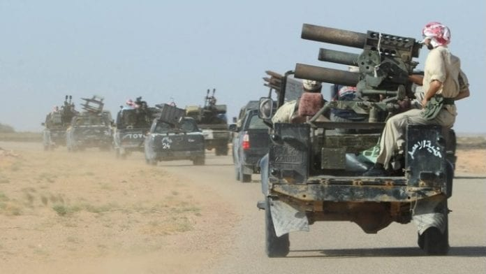 Λιβύη: Το πυροβολικό του Χάφταρ έπληξε στόχους στο κέντρο της πρωτεύουσας Τρίπολης - Ολονύκτιο σφυροκόπημα στι θέσεις των παραστρατιωτικών