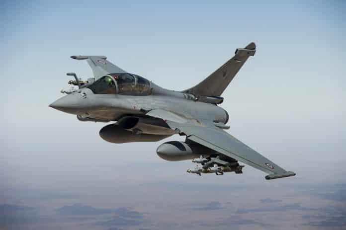 Rafale: Κονδύλι στον προϋπολογισμό για παραλαβή έξι το 2021 ΗΝΙΟΧΟΣ 2020 με Rafale - Η EURAC στην Ελλάδα - Πολεμική Αεροπορία