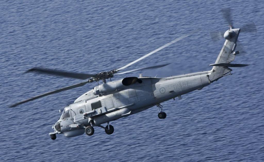 Πολεμικό Ναυτικό: Ποιοι είναι οι Έλληνες πιλότοι που βράβευσε η Sikorsky 7 Πολεμικό Ναυτικό: Ποιοι είναι οι Έλληνες πιλότοι που βράβευσε η Sikorsky