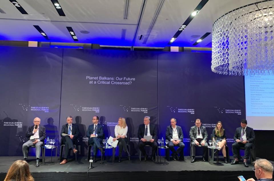 Ντιτμίρ Μπουσάτι (τ. ΥΠΕΞ Αλβανίας): Προτεραιότητα το άρθρο 5 ΝΑΤΟ
