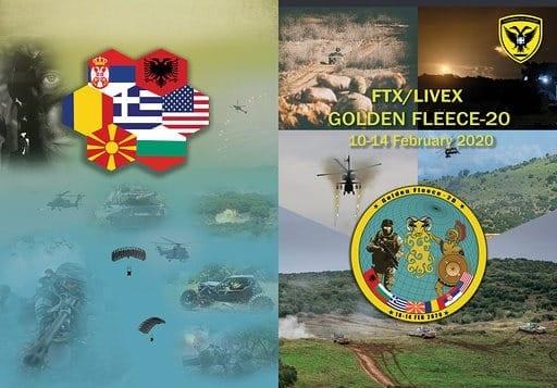 Χρυσόμαλλο Δέρας 2020: Μήνυμα στην Τουρκία από το Στρατό Ξηράς