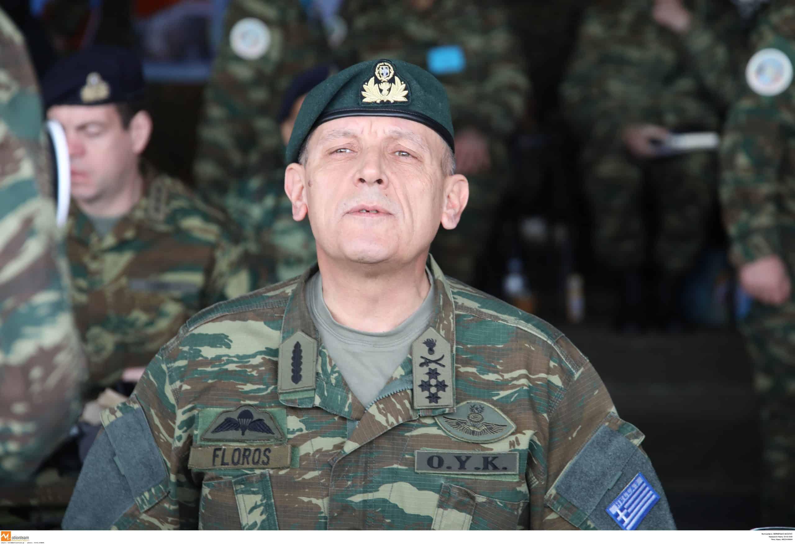 Πολυεθνική άσκηση Χρυσόμαλλο Δέρας 2020: Μήνυμα συνεργασίας για την ασφάλεια στην περιοχή έστειλε από την Μακεδονία ο Αρχηγός ΓΕΕΘΑ