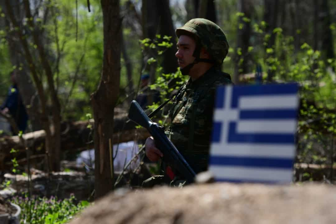 Τούρκοι Φέρες Έβρος - ΣΥΝΑΓΕΡΜΟΣ: Διπλή τουρκική πρόκληση Αυτόνομη Ελληνική ΣΥΝΟΡΙΟΦΥΛΑΚΗ ζητάει ο Κωσταράκος