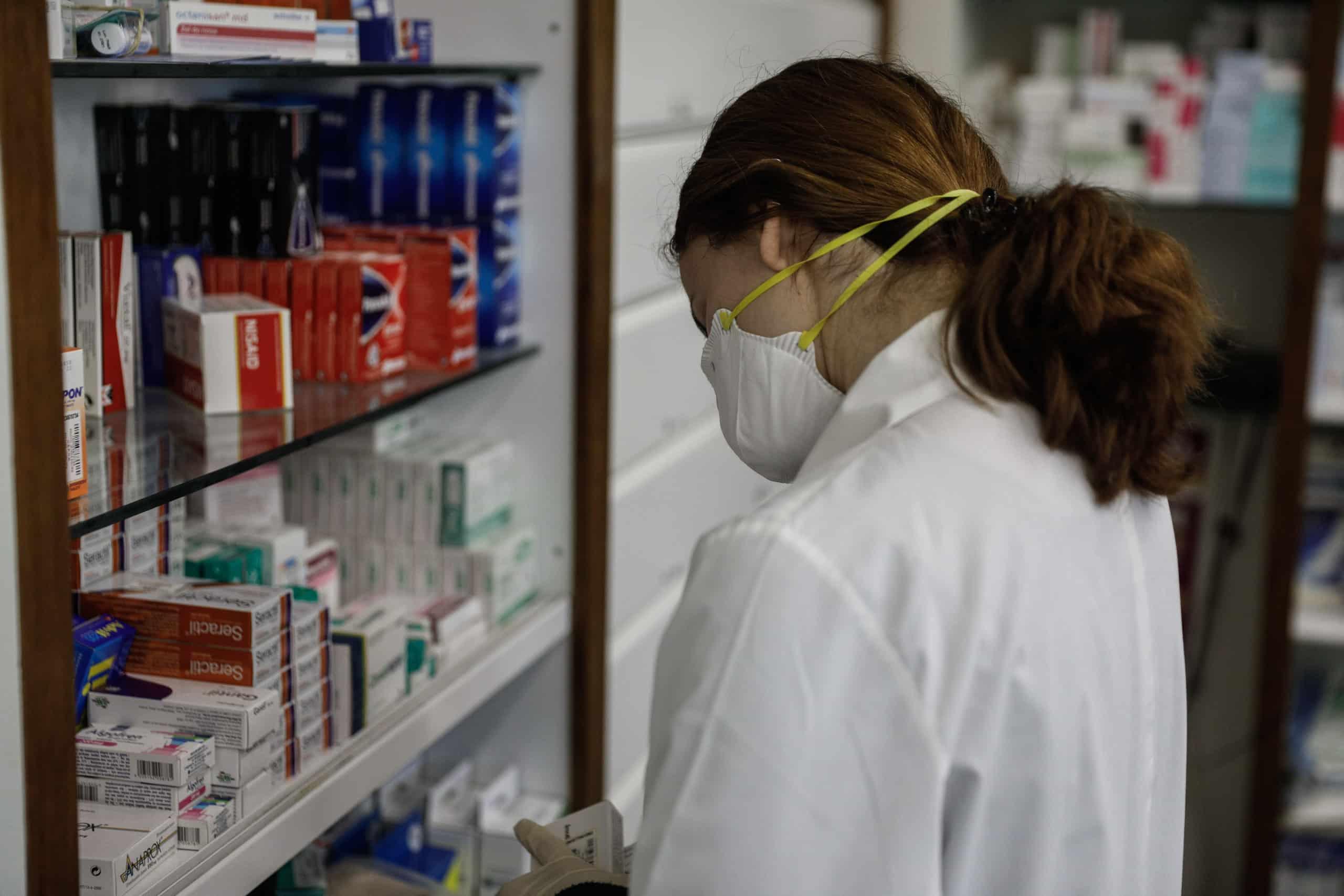Φαρμακεία: Το νέο ωράριο λειτουργίας λόγω κορονοϊού