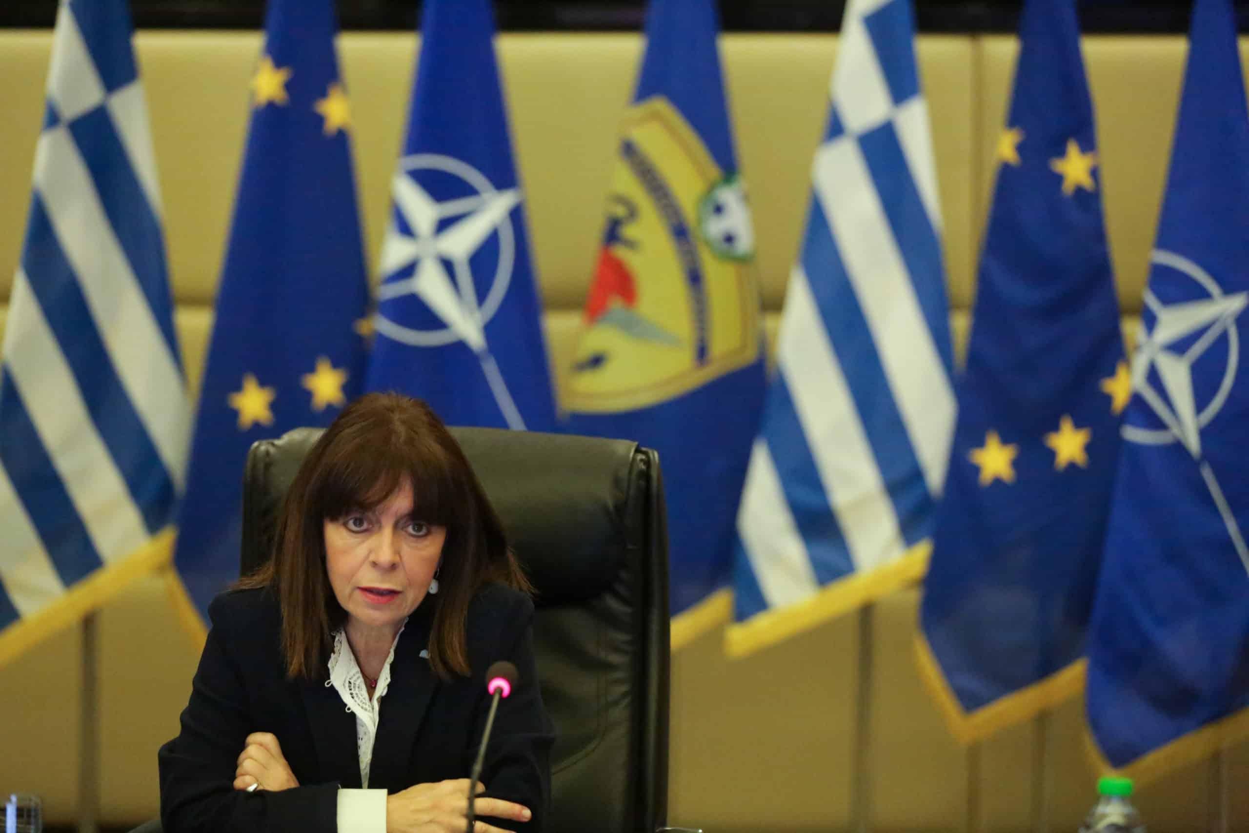Σακελλαροπούλου: