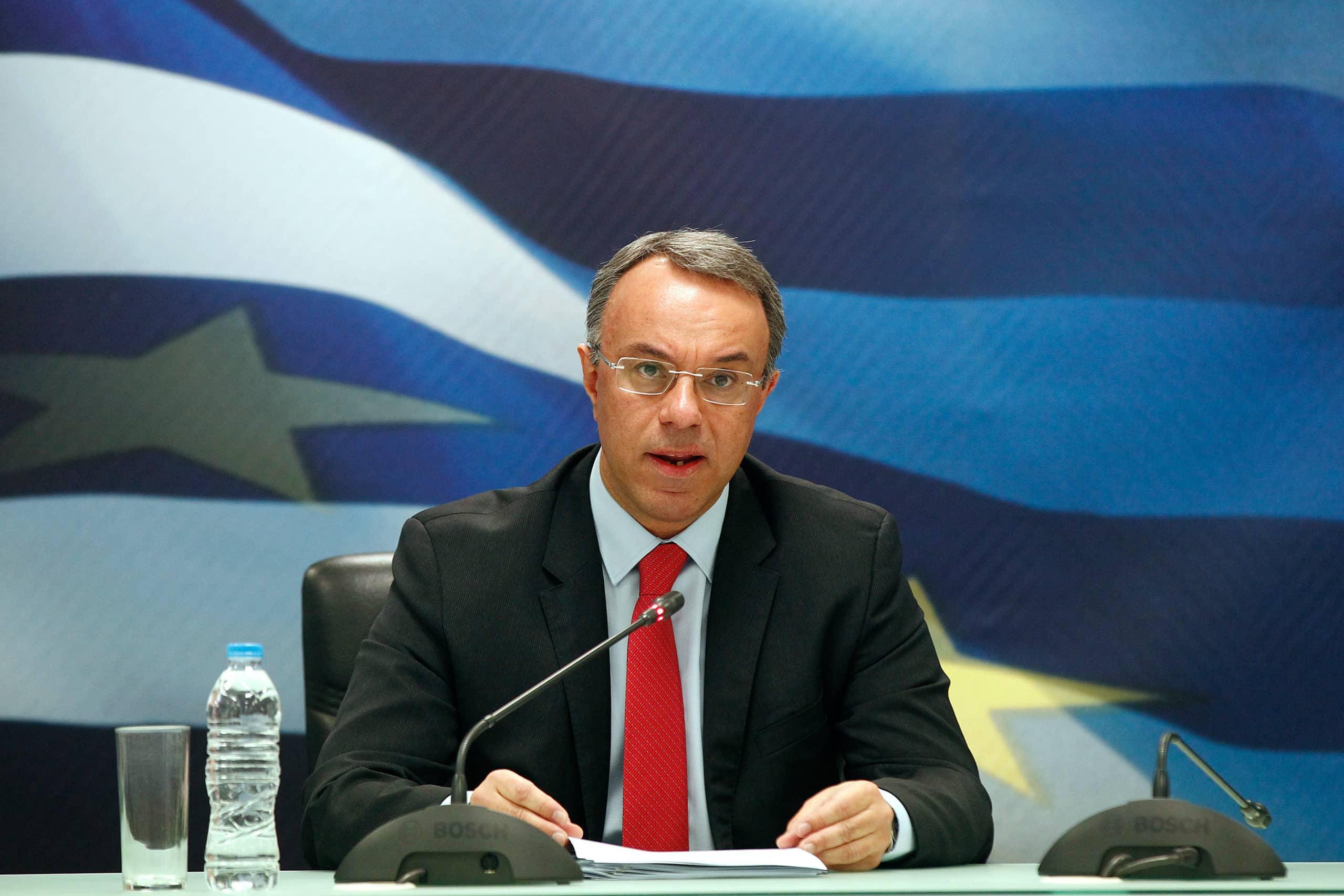 800 ευρώ Πότε μπαίνει Επίδομα και έκτακτο δώρο Πάσχα Μείωση μισθών στο δημόσιο: Τι είπε ο Σταϊκούρας