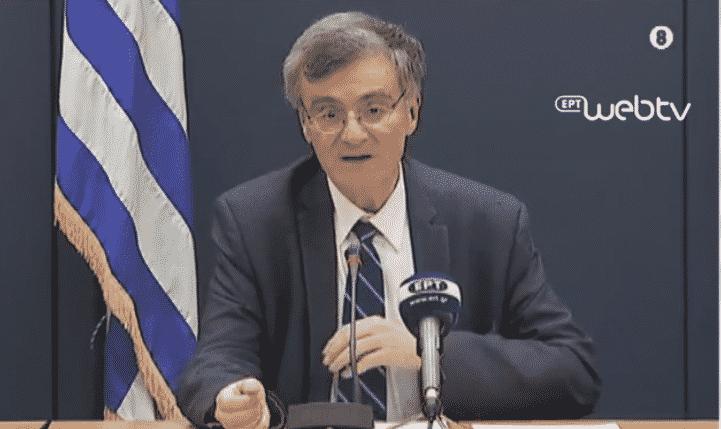 Κορονοϊός Ελλάδα LIVE 30 Μαρτίου Τσιόδρας - Χαρδαλιάς Σωτήρης Τσιόδρας: 22 νεκροί στην Ελλάδα