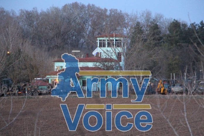 Έβρος Σήμερα: Στο φυλάκιο 1 στις Καστανιές Δένδιας - Μπορέλ ΠΟΕΣ - Έρχεται επίδομα για στρατιωτικούς στον Έβρο Έβρος: Μάχη με τους κοριούς δίνουν στελέχη στην 16η Μεραρχία Έβρος: Το Armyvoice.gr στην πρώτη γραμμή