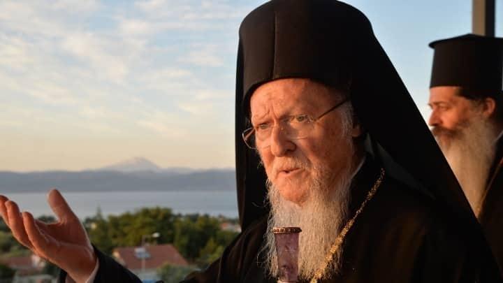 Βαρθολομαίος: Κινδυνεύουν οι πιστοί όχι η πίστη