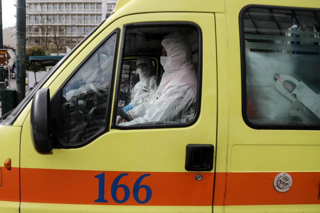 κρούσματα Κορονοϊός 40χρονος στρατιωτικός νοσηλεύεται στη Χίο