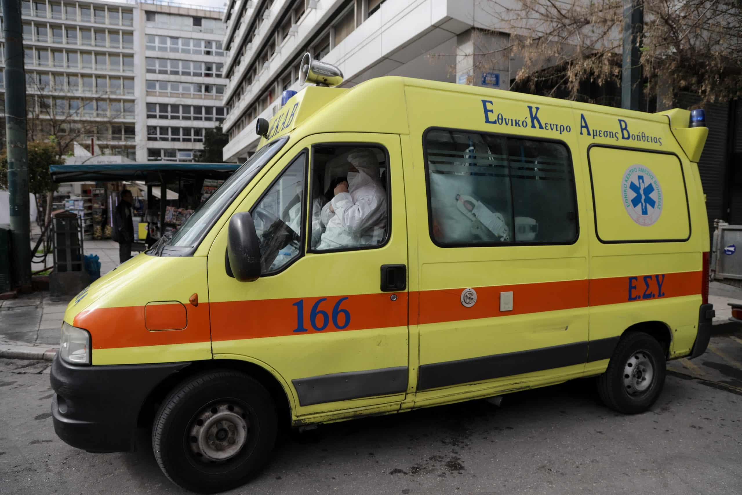 Κορονοϊός Ελλάδα 40 νεκροί Πέθανε άντρας στην Καστοριά