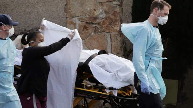 Κορονοϊός ΗΠΑ: Πάνω από 2.000 οι νεκροί