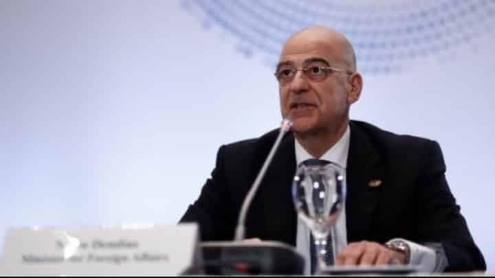Δένδιας: Σφοδρή αντιπαράθεση με Τσαβούσογλου για τον Έβρο Ευρωπαϊκά σύνορα: Έκτακτη σύνοδος της ΕΕ με αίτημα Δένδια