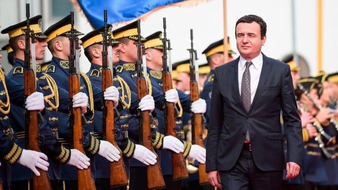 Κορονοϊός: Έπεσε η κυβέρνηση στο Κόσοβο